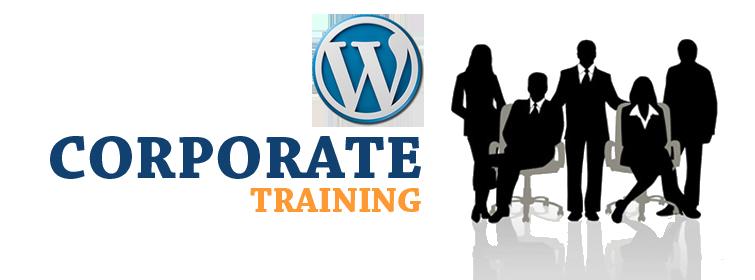 wordpress-corporate-training