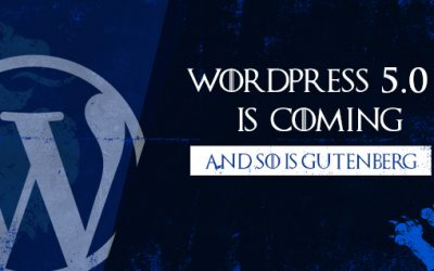 WordPress 5.0 and Gutenberg Workshops